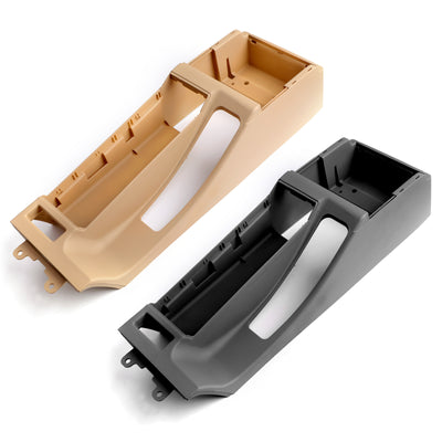 Center Console Armrest Trim Base For BMW E46 325i 328i 02-06 Left Hand Drive GRY
