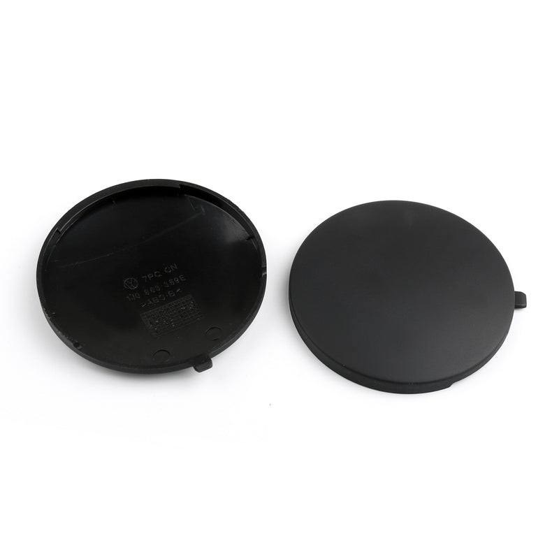 2PCS 1J0 863 359E Car Rear Seat Ash Tray Bin Ashtray Box For VW Bora Golf Mk4 Generic