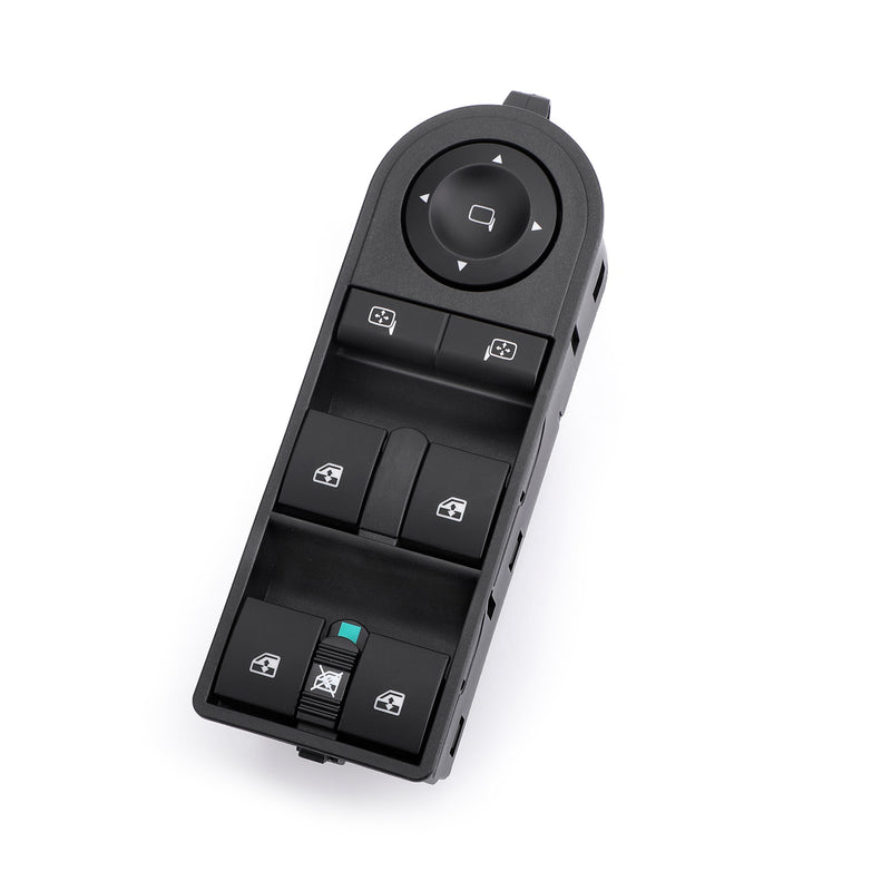 Electric Power Window Control Console Switch For Vauxhall Opel Astra H Zafira Generic