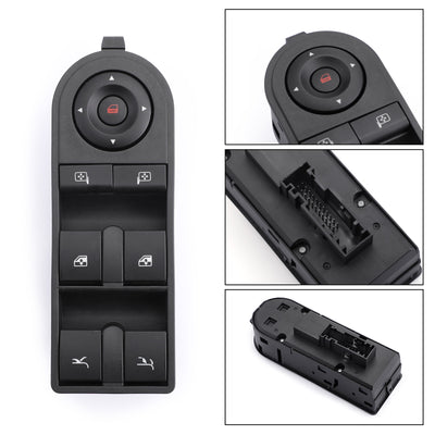 Electric Window Master Switch Control Driver Side For Vauxhall Tigra Twintop