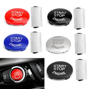 Start Stop Engine Button Switch Cover For BMW E90 E60 E84 E83 E70 E71 E72