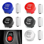 Start Stop Engine Button Switch Cover For BMW F20 F10 F01 F48 F26 F15 F16
