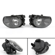 Left/Right Foglight Fog Light Lamps Assy With Bulb For 2006-2008 AUDI A8 D3