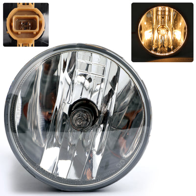 1PC Clear Fog Lights Driving Lamps For 07-13 Chevy Avalanche Suburban Tahoe GMC