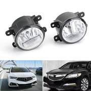 Passenger&Driver Fog Light For 2011-2015 Acura Honda Tsx Rdx Tl ILX CR-V Pilot