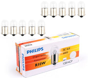 10X Philips RC10W 12V 10W BA15s 12814 Bulbs Automotive Singnaling Lamp Light