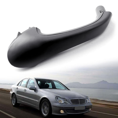 Front Right Interior Door Pull Handle OE Black For Mercedes-Benz W203 C-Class