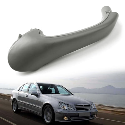 Front Right Interior Door Pull Handle OE Gray For Mercedes-Benz W203 C-Class