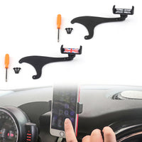 360°Rotation Car Phone Mount Cradle Holder Stand For Mini Cooper Countryman F60
