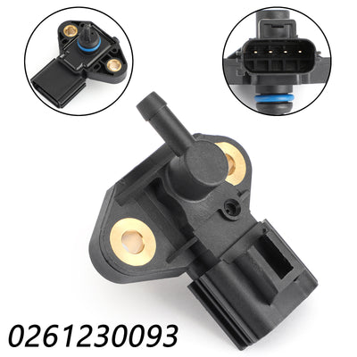 Fuel Injection Rail Pressure Sensor 0261230093 For Ford Mustang F150 Explorer
