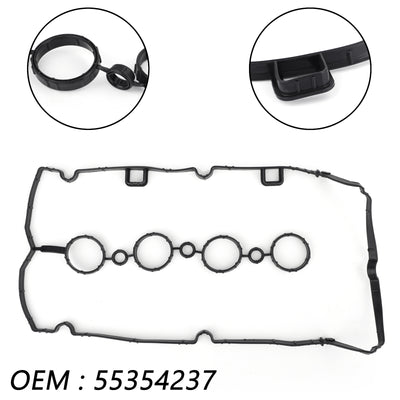 Valve Cover Gasket For Chevrolet Cruze Sonic Aveo5 08-14 1.8L Dohc 55354237