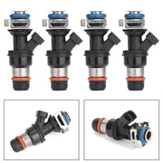 4Pcs New Fuel Injector For 2000-2003 Chevy S10 Gmc Sonoma 2.2L 25325012