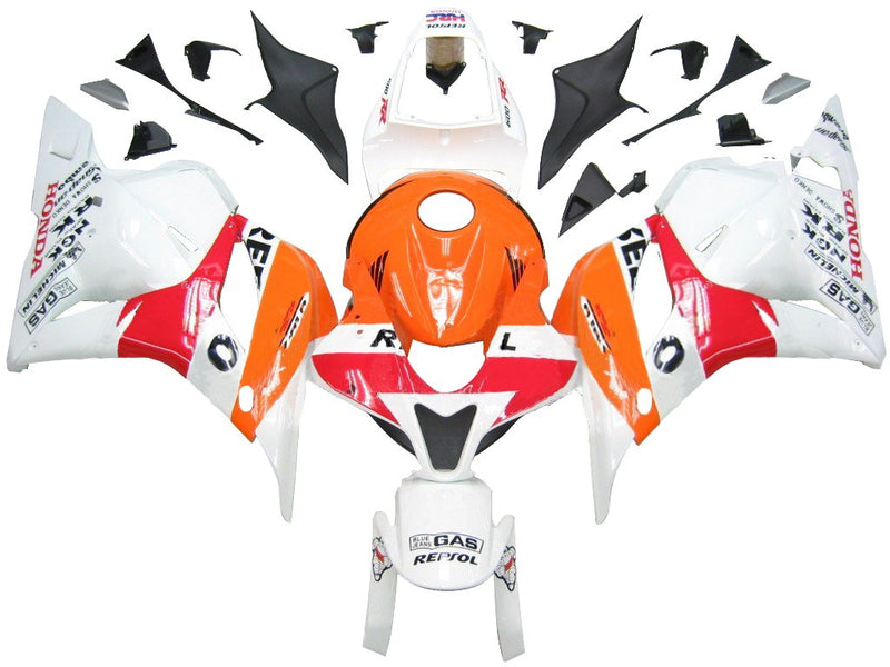 Bodywork FairingPlastics Set For CBR6RR 29-21
