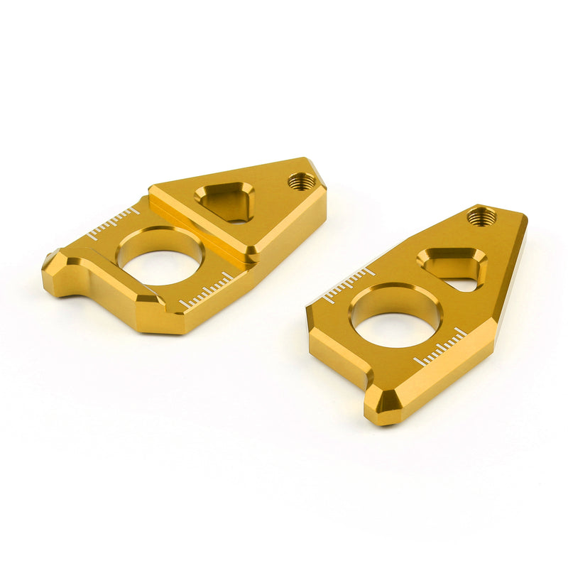 Chain Adjuster for Yamaha TMAX 53 12-15 YZF R1 5-15 FZ8 12-15 FZ1 6-15