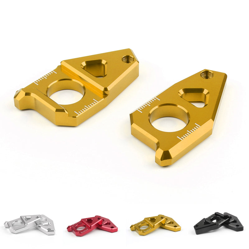 Chain Adjuster for Yamaha TMAX 530 12-15 YZF R1 05-15 FZ8 12-15 FZ1 06-15