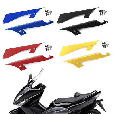 Aluminum CNC Rear Chain Guard Cover For Yamaha T-MAX T MAX 530 2017-2018