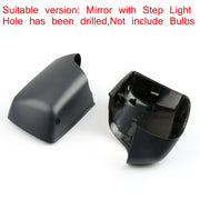 Mirror Cover Cap With Light For 2000-2001 2004-2006 BMW X5 E53  2005