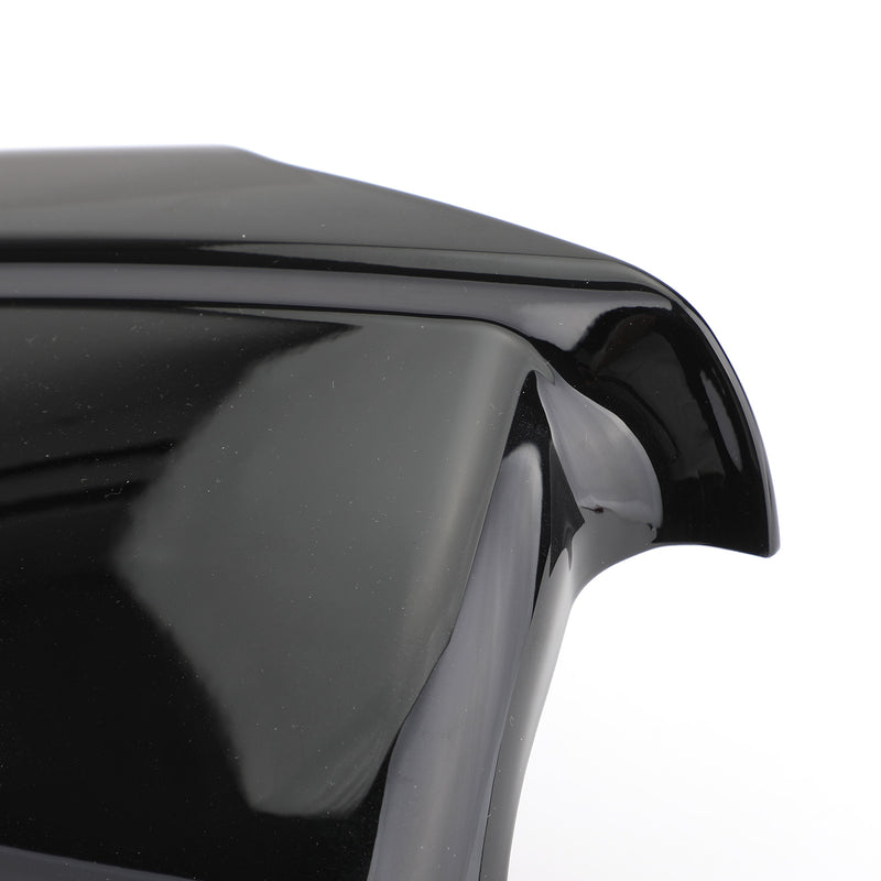 Door Side Wing Mirror Cover Cap Black For BMW 5 Series F10/F11/F18 Pre-LCI 11-13 Generic