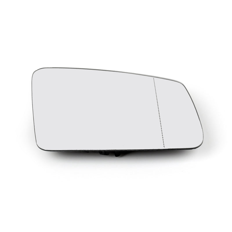 Pair Left/Right Side Heated Wing Mirror Glass For Benz S/C/E-class W212 W204 Generic