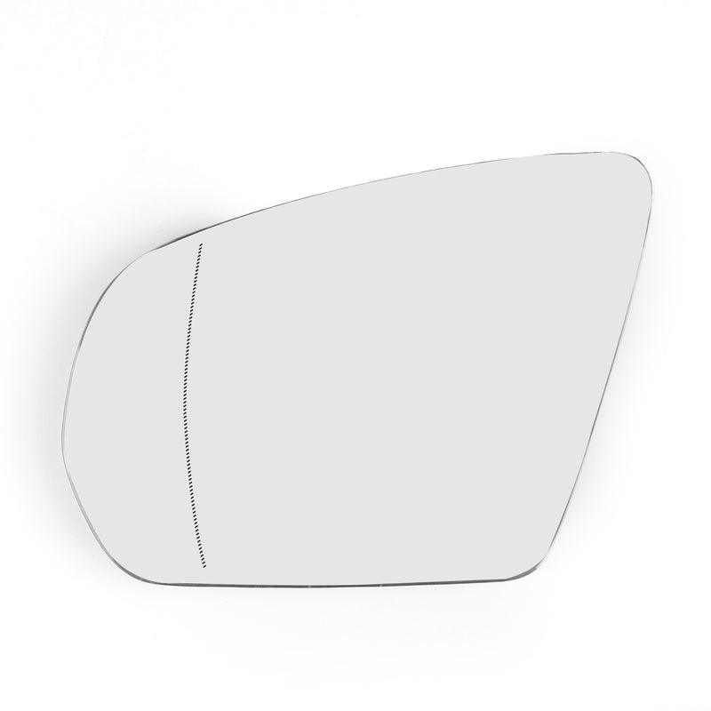 1x Left Right Side Heated Door Mirror Glass For 14-16 Benz S/C-class W222 W205 Generic