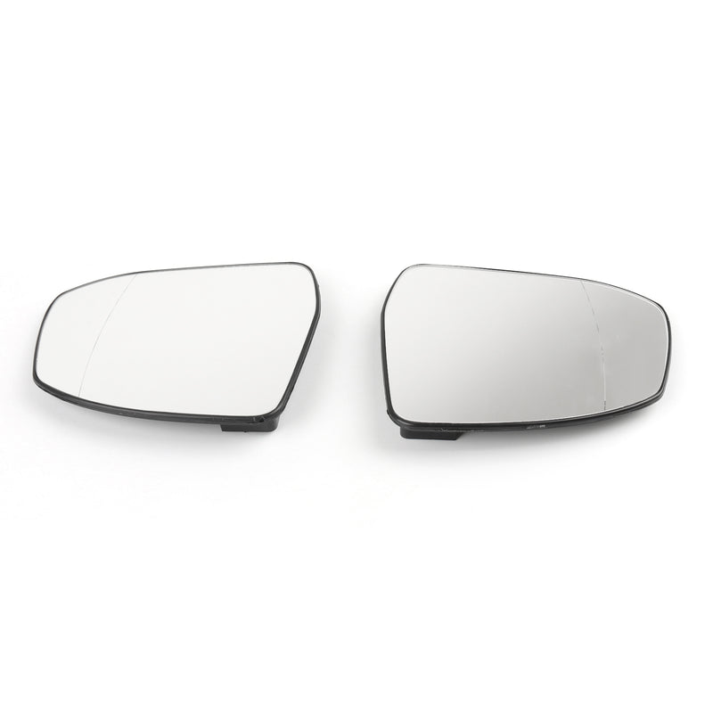 Left + Right Side Heated Door Mirrors Glasses For Ford Focus 2012-2014