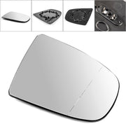Right Heated Wing Side Mirror White Glass For BMW X5 X6 E70 E71 E72 2008-2014