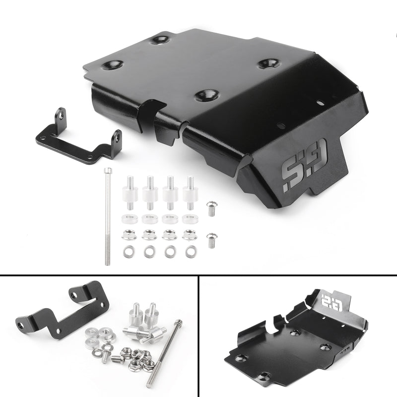 Engine Protector Bash Guard Skid Plate Set For BMW F65 F7 F8 GS 28-217