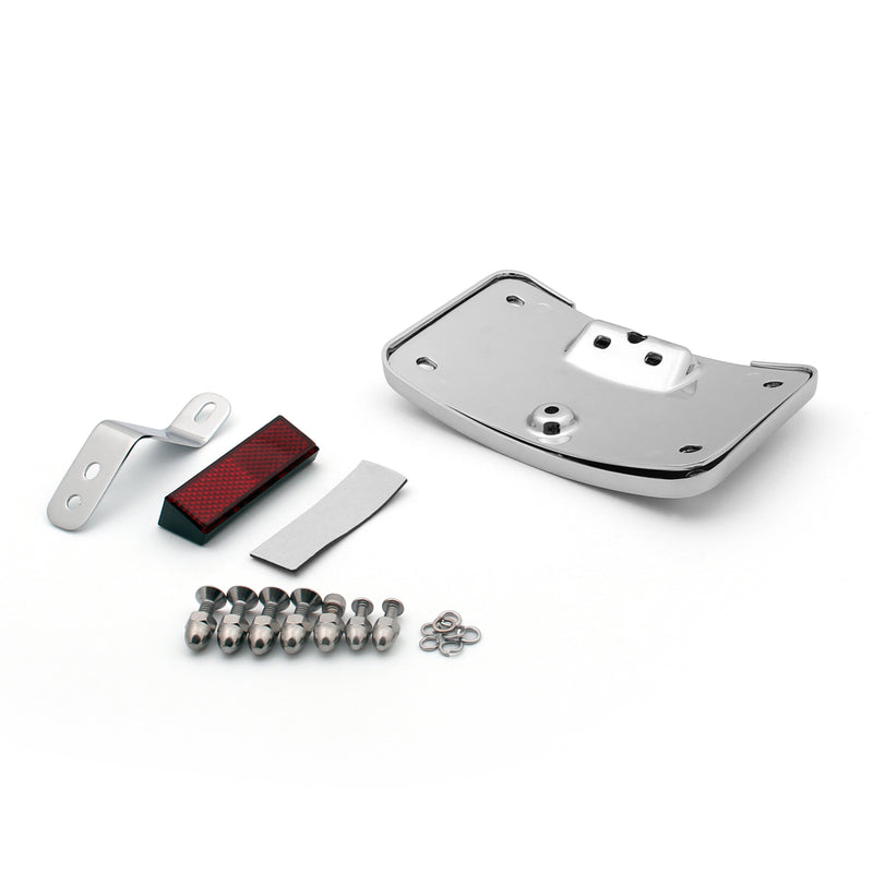License Plate Mounting Kit For Harley Softail Springer Classic FLSTSC 05-2007 Generic
