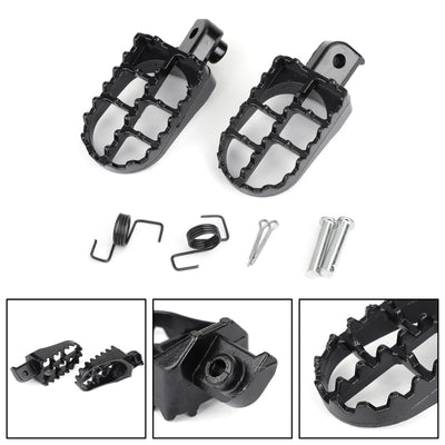 Steel Foot Pegs For Yamaha PW 5 PW 8 TW 2