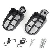 Steel Foot Pegs For Yamaha PW 50 PW 80 TW 200