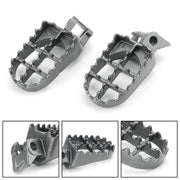 Steel Foot Pegs For Kawasaki KX 125 KX 250 KX 500