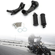 1 set For 2017 Victory Octane Passenger Pegs Footpegs Footrest Mount Bracket Generic