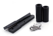 Frame Sliders Protector Crash For Honda CBR600RR 2009-2012 Black
