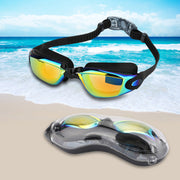 Googles Speed o Swimming Goggles Clear For Kids Adult Men Youth UV Protection