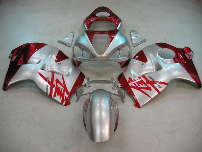 Bodywork Fairing ABS Injection Molded Set For Hayabusa GSXR1300 (1999-2007)4 Color Generic