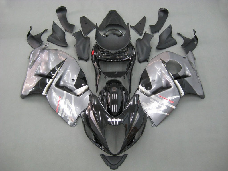 Bodywork Fairing ABS Injection Molded Set For Hayabusa GSXR1300 (1999-2007) 4 Color Generic