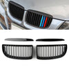 Kidney Grill Mesh Grille Fit For BMW E90 3 Series Sedan (2005-2008) 2 Color