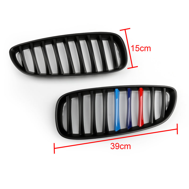 2Pcs Front Kidney Grille Grill For BMW Z4 E89 (2009-2016) Generic
