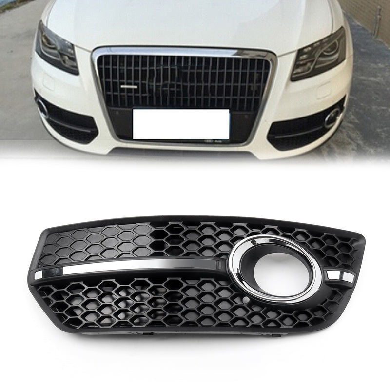 1PC Right Front Bumper Grill Fog Light Lamp Covers Trim For Audi Q5 29-211