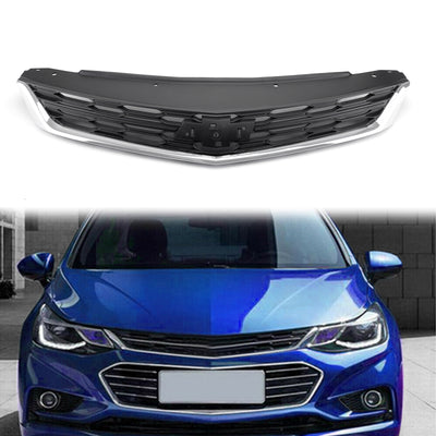 1PC Replacement Part Front Bumper Upper Grille For Chevrolet Cruze 216-217