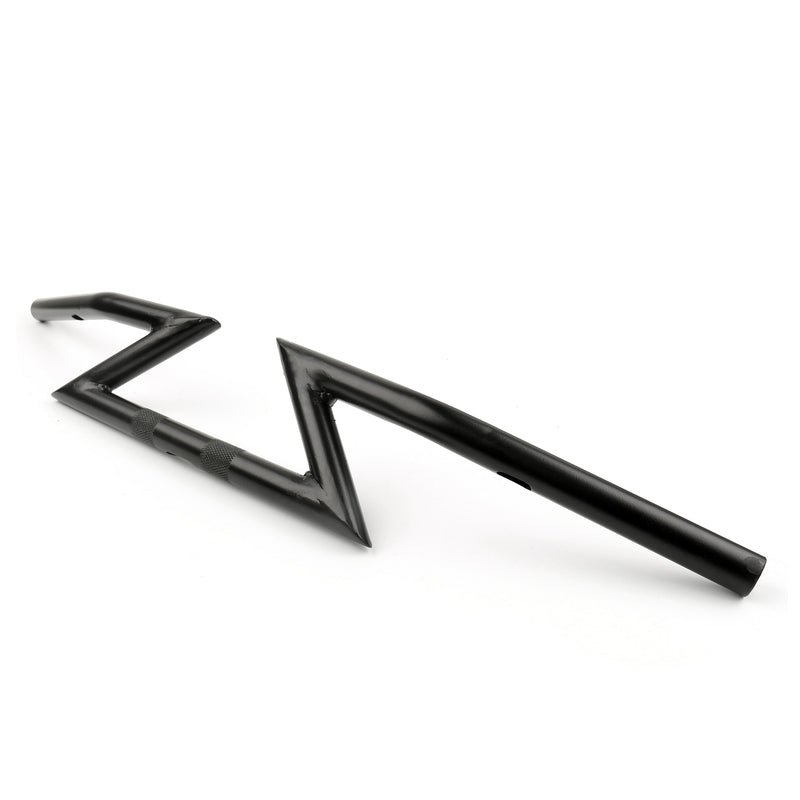 1 Drag Handlebars Z Bars for Harley Motorcycle Cruiser Custom Touring