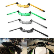 CNC Clipon Adapter Plate & 22mm Handlebar Kit For Kawasaki Z800 2013-2018