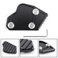 Side Pad Kickstand Stand Extension Plate For BMW K16 GT GTL 211-215
