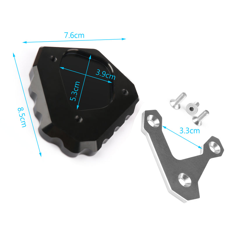 Kickstand Side Stand Enlarge Extension Plate For BMW G31 G 31 GS 218
