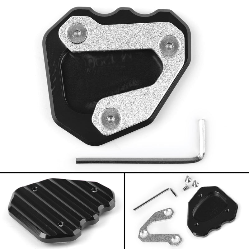 Kickstand Side Plate Stand Extension Pad Fit KTM 129 Super duke GT 13-18
