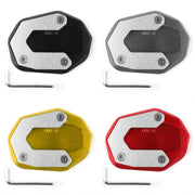 Kickstand Side Stand Plate Extension Pad for Ducati Scrambler 800 2015-2017