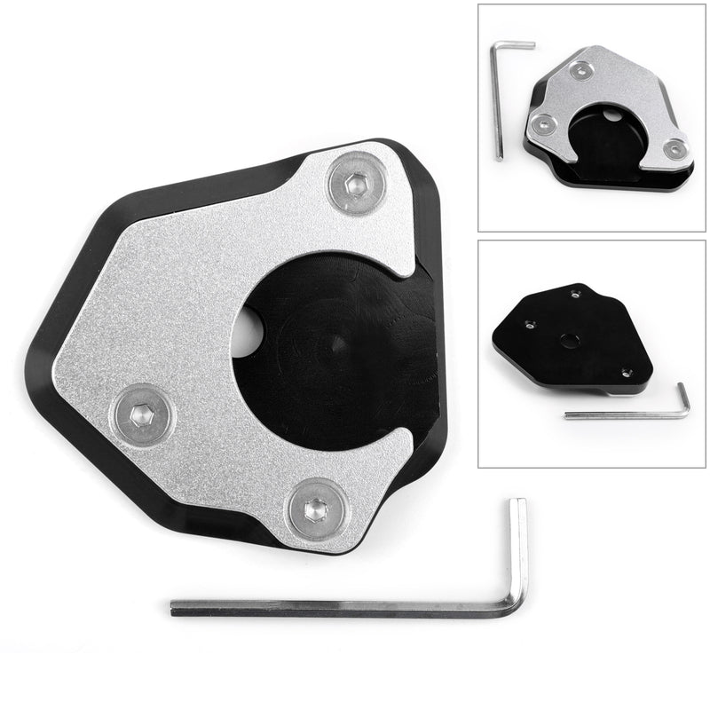 CNC Side Stand Kickstand Extension Pad for KTM 99 119 69 Duke 125 25 39