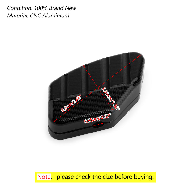 Foot Side Stand Extension Pad Plate Support For HONDA 2018-19 FORZA 125/250/300 Generic