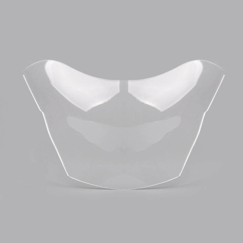 Front Headlight Screen Guard Lens Cover For Kawasaki VERSYS-X3 217