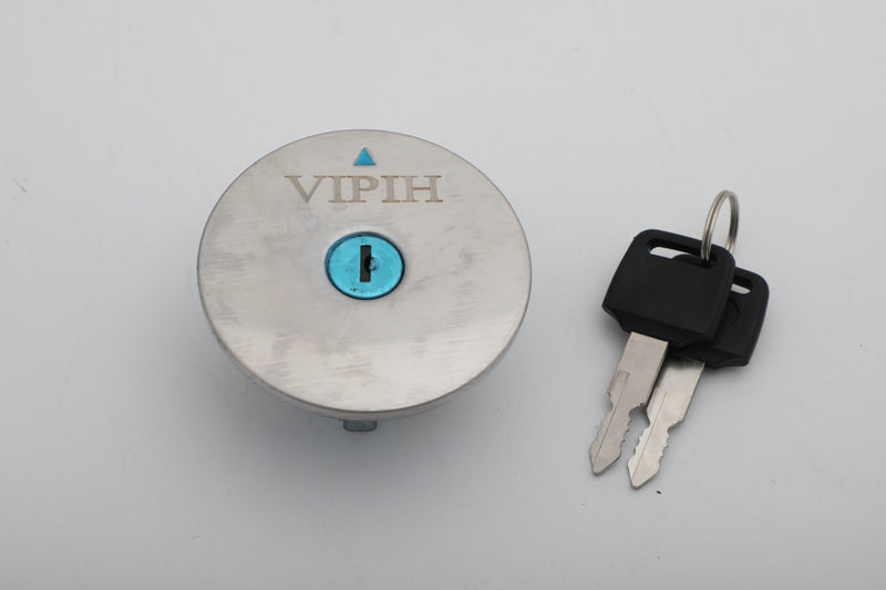 VIPIH Tan Fuel Gas Cap Lock Key For Yamaha FZR600/FZR400/FZR250 All Year Generic
